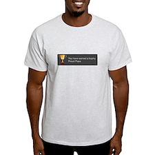 Trophy - Proud Papa T-Shirt