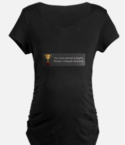 Trophy - Master's Degree T-Shirt