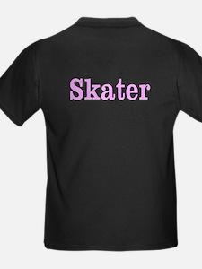 Skater Gold Medal T