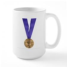Skater Gold Medal Mug