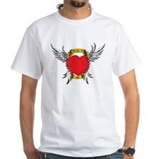 Jesus Heart Tattoo Shirt