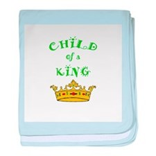 Child of a King baby blanket