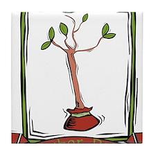 Arbor Day Tile Coaster