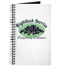 Nightlock Berries Journal