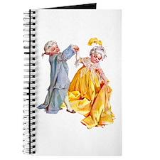 Lafayette's Minuet Journal