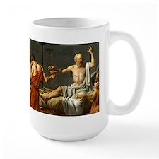 The Death Of Socrates Mug