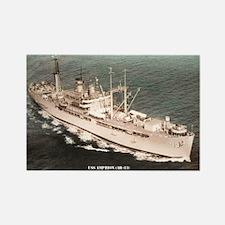 USS AMPHION Rectangle Magnet