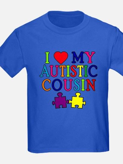 I Love My Autistic Cousin T