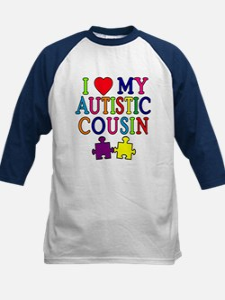 I Love My Autistic Cousin Tee