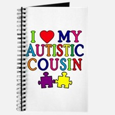 I Love My Autistic Cousin Journal
