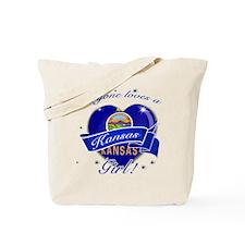 Kansas Girl Tote Bag