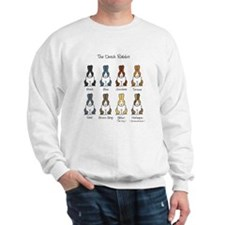 Dutch Rabbit Colors Sweatshirt