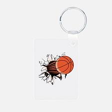 Cute Basketball Keychains