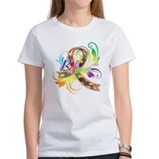 Autism Awareness Believe Tee