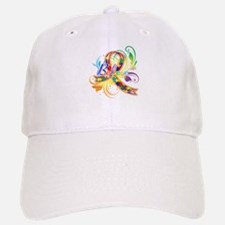Autism Awareness Believe Baseball Baseball Cap