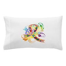 Autism Awareness Believe Pillow Case