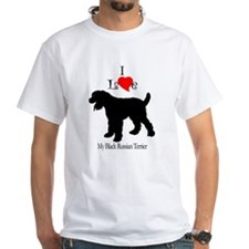 Black Russian Terrier Shirt
