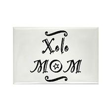 Xolo MOM Rectangle Magnet