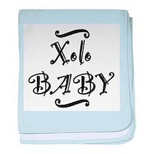 Xolo BABY baby blanket