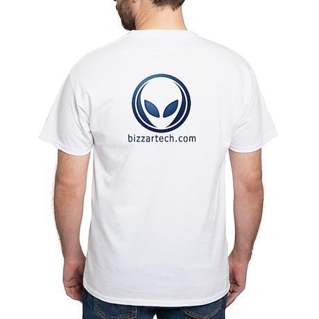 BizzarTech-Front-Light T-Shirt