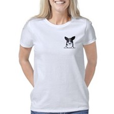 F-5 Tiger II Women's Plus Size V-Neck Dark T-Shirt