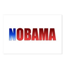 Blue N Nobama Postcards (Package of 8)