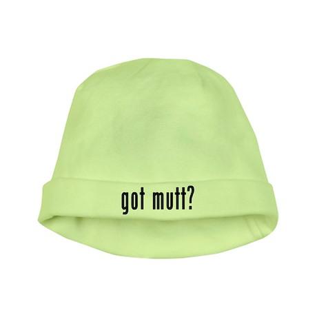 GOT MUTT baby hat
