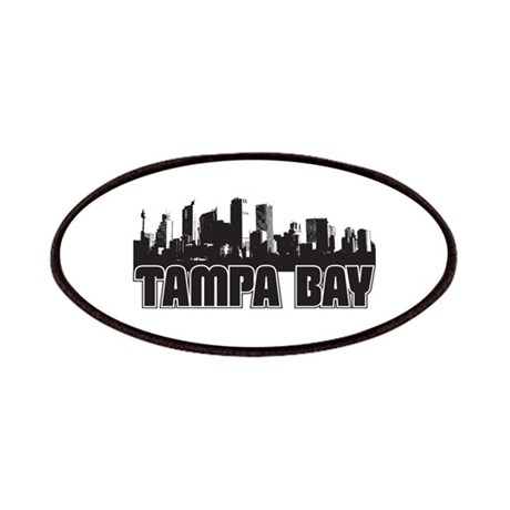 Tampa Bay Skyline Patches