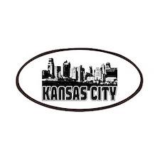 Kansas City Skyline Patches