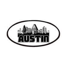 Austin Skyline Patches