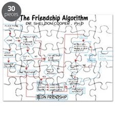 The Friendship Algorithm Puzzle