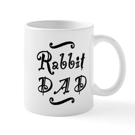 Rabbit DAD Mug
