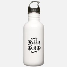 Rabbit DAD Water Bottle