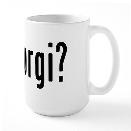 GOT DORGI Large Mug