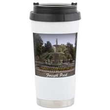 Forsyth Park Fountain Travel Mug