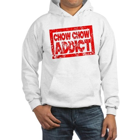 Chow Chow ADDICT Hooded Sweatshirt