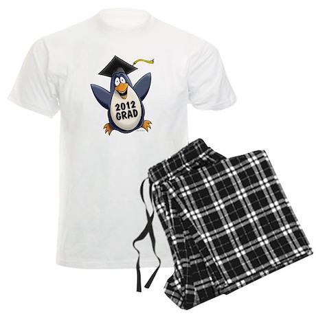 2012 Graduate Penguin Men's Light Pajamas
