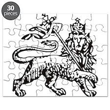 Lion of Judah Puzzle
