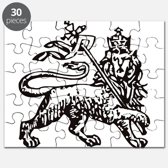 Lion of Judah Puzzle