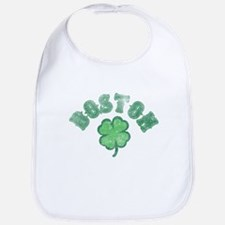 Boston Clover Bib
