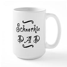 Schnorkie DAD Mug