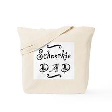 Schnorkie DAD Tote Bag