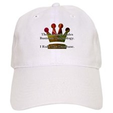"""I Rule The Database"" Baseball Cap"