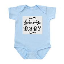 Schnorkie BABY Infant Bodysuit