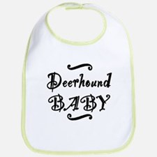 Deerhound BABY Bib