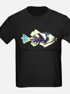 050AHumuNukuNameFish-R T-Shirt