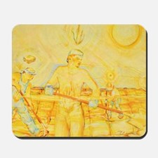 Enjoined Will - Mouse Pad