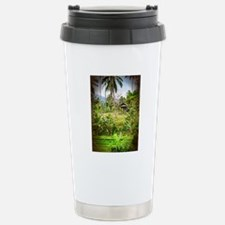 Balinese Farm Travel Mug