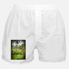Balinese Farm Boxer Shorts
