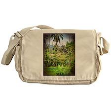 Balinese Farm Messenger Bag